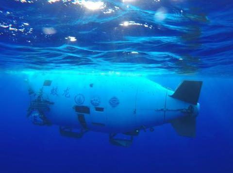 比蛟龙号下潜深度还大,能潜至马里亚纳海沟,全球没有任何禁区