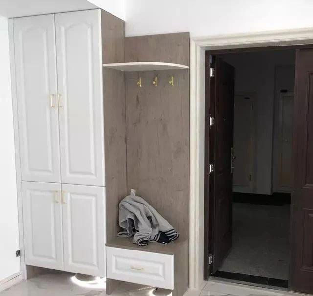 不懂装修别乱来!看看这套新房,还没家具就很漂亮,鞋柜真实用