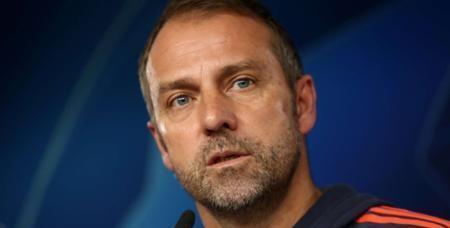 弗里克:目前只关心和多特的比赛,接受拜仁的任何决定