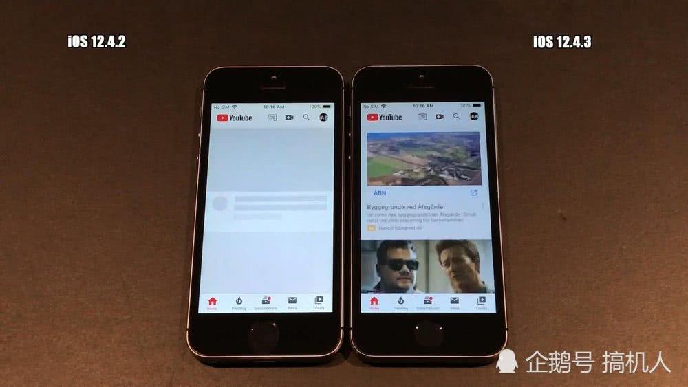 iPhone5S/6运行iOS速度测试:看完再决定是否升级