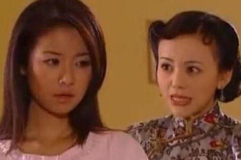 烟雨濛濛:她曾是陆振华最心爱的女儿,在现实中已是尓豪的妻子