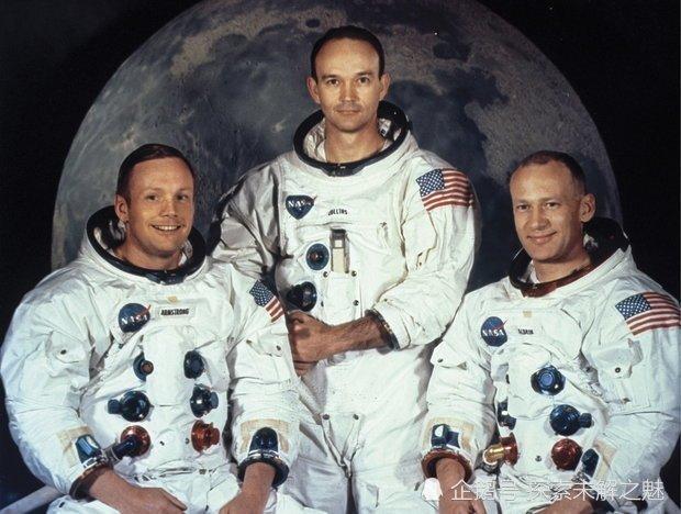 """不单单插国旗!NASA登月:人类将居住在""""月球舱""""太空殖民地"""