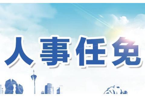 王岩辞同志任广元市委组织部部长