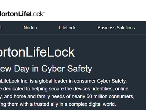 被博通收购之后 现赛门铁克更名为NortonLifeLock