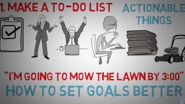 英文视频:成功人士起床后都做什么