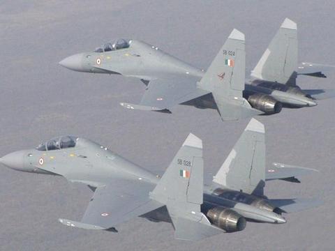 印军苏30飞行员发挥出色,连续躲开多枚巴军导弹,全靠这一技术