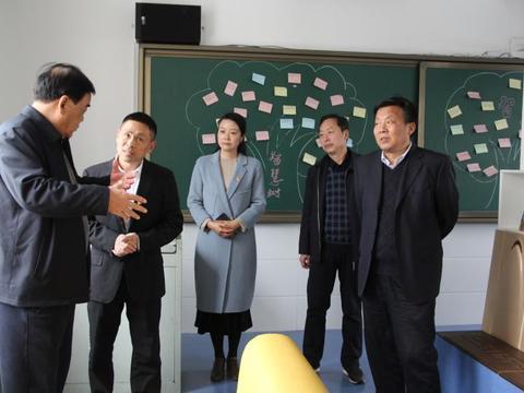 广佛镇中心小学留守儿童工作受到陕西电视台都是青春频道关注