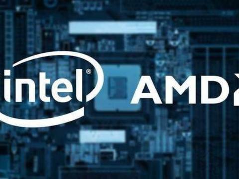 AMD 7nm与英特尔10nm CPU之争,AMD暂时领先