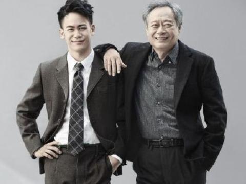 儿子李淳在镜头中全祼露臀,李安夫妇反应差别大,是亲生的吗?