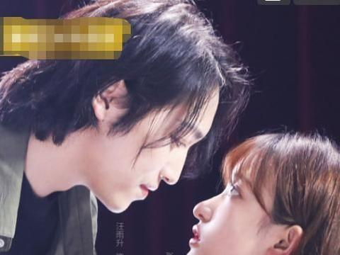 网剧《那就爱上你》定档,男主角是汪雨升扮演,女主是新人演员