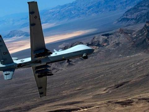 警报拉响,无人机突入领空,伊朗导弹果断击落,五角大楼不敢承认