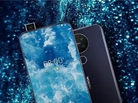 诺基亚 8.2 MWC 2020 发布,只有 5G 版本