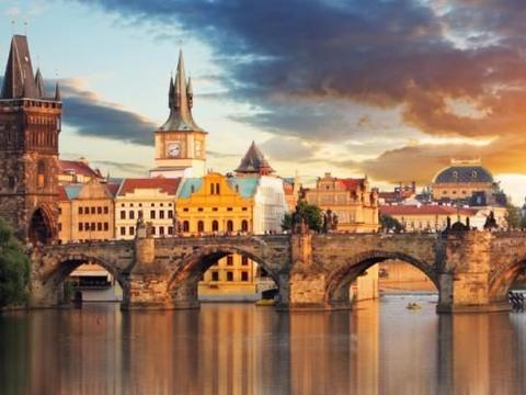 捷克共和国最大的城市,一个童话般的仙境——布拉格