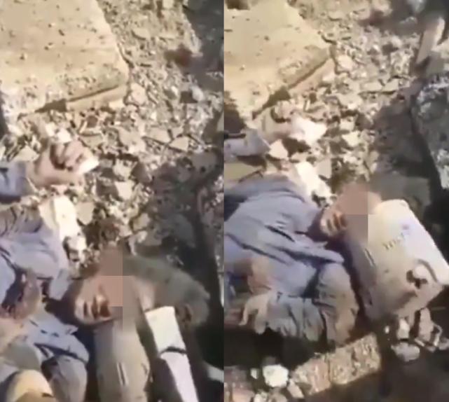 虐杀库尔德女秘书长的凶手被生擒活捉 竟是叙利亚政府军完成复仇