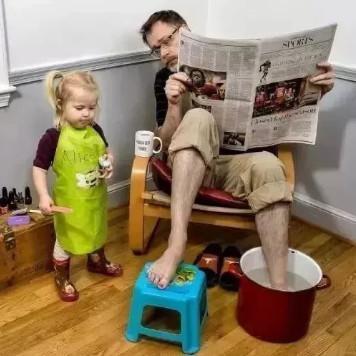 你把孩子带成这样,还好意思过父亲节?——当然