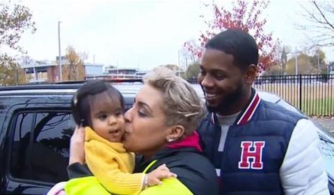 14岁少年偷走美国妇女的越野车,后座坐着5岁男孩和9个月大女婴