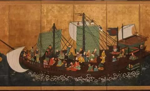 明朝和西方殖民者的战争:几艘商船就可以挑战一个帝国的权威