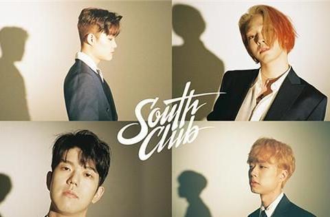 South Club乐队携新专辑回归 公开成员预告照引粉丝期待