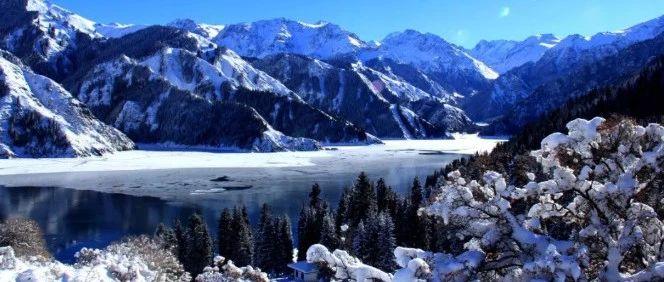 光棍节+寒冬?一场旅行,遇见天山天池爱情故事!