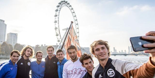 费德勒从未输过年终小组赛次轮,德约科维奇与蒂姆谁能提前出线