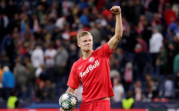 能赖孩子吗?挪威19岁小将已横扫欧冠!国青小将颠球还不过关