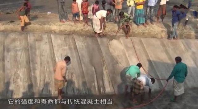 52岁大叔发明神奇水泥毯,浇上水就变成墙,估值1.2亿