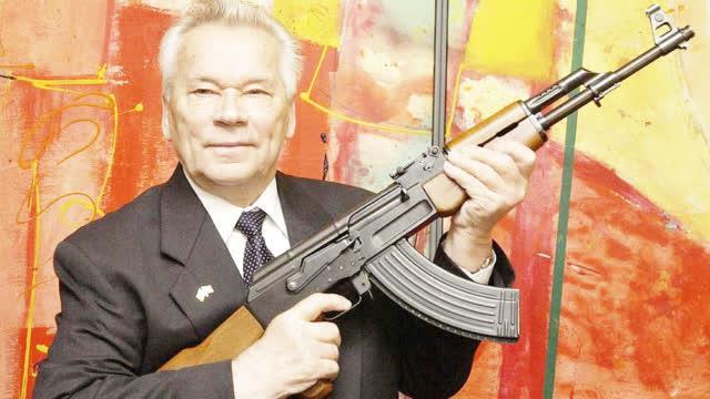 设计师诞辰100周年!俄罗斯开设硬核课程,学生课堂学习步枪使用
