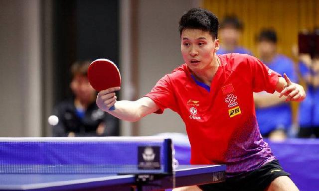 爆冷!国乒22岁猛将惨遭第233名选手大逆转,他曾4-0横扫张本智和