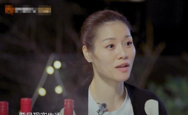 陈可辛曾邀凌潇肃演李娜老公,唐一菲模仿姜山,李娜看了想打人
