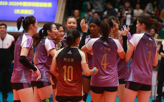 排超:23岁新星潜力不输姚迪,她将成为天津女排争冠的重要成员
