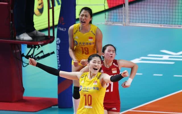 排超联赛,中国女排第四主攻之争见分晓,第一福将完胜,东京稳了
