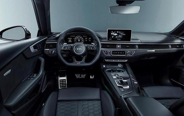 奥迪RS 5 Sportback 预售86.98万