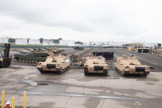 美军M1A2升级到SEPV3依然最怕IED袭击?正在重点测试防护性能