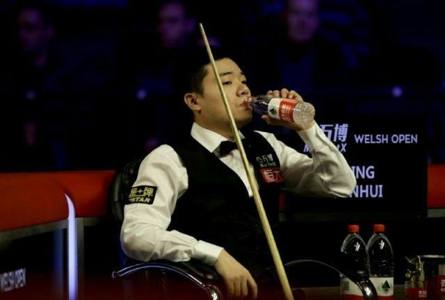 80后的丁俊晖,今年三次赛事都是一轮游,直逼个人最差赛季