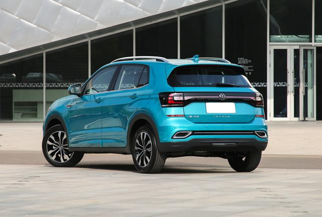 一汽-大众小型SUV探影将于12月初上市
