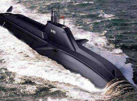 中国096核潜艇有多强?可在北极冰盖下发射导弹,或装备量子通讯