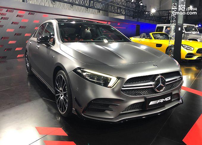 S3对手来了!奔驰国产AMG A35 L将广州车展上市