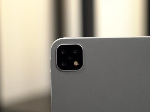 双摄像头+3D传感系统:新款iPad Pro 明年上市