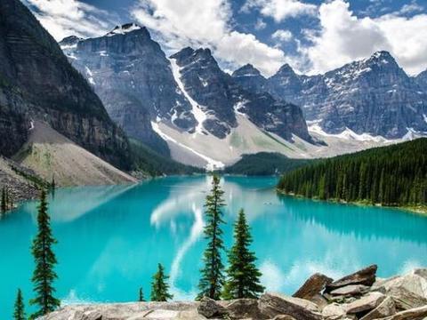 深入加拿大落基山脉,三大超美国家公园怎么玩