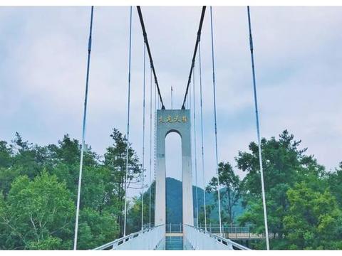 今年刚刚建成,洛阳海拔两千米的玻璃天桥,你敢不敢上去试试