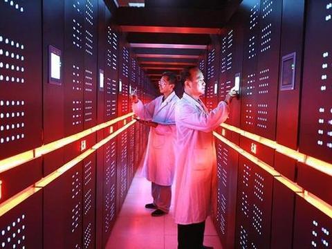 已将欧美日甩在身后,又一国产超级计算机问世,速度之快超乎想象