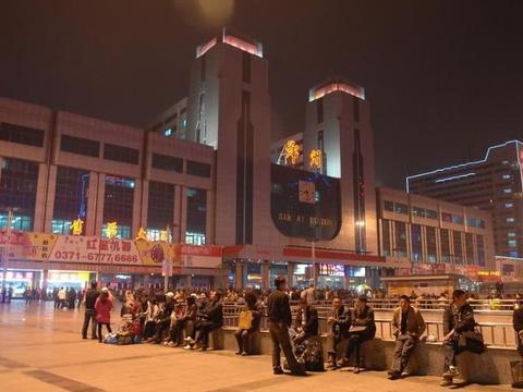 中国最重要的火车站,可以抵达任何省会,没有它寸步难行