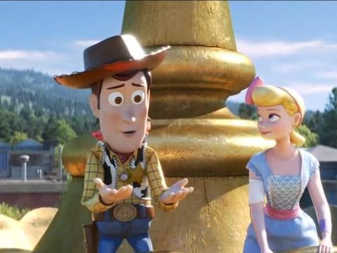 电影资讯:《玩具总动员4》皮克斯动画电影