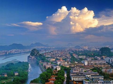 """广西最""""可惜""""城市,当了500年省会,如今沦为三线城市被人遗忘"""