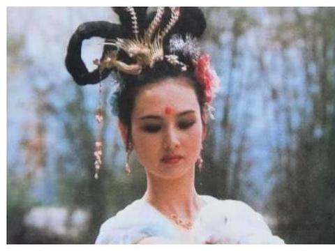 86版《西游记》美女如云,谁认出许晴了?网友:以为是贾玲