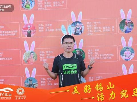 跑者故事|王晋峰:宛马,带你跑进330