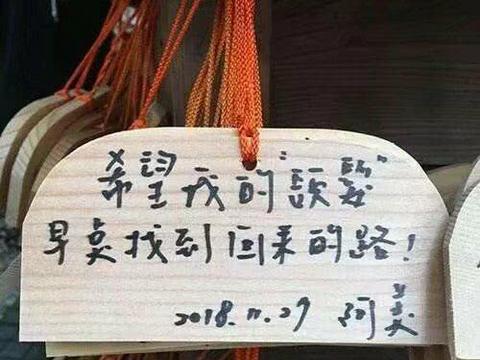 中国游客参拜日本神社,还用中文写下留言,网友大怒:别回来了