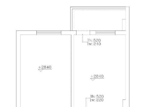 小户型非得从简?72平简美两室,卧室变多功能房,效果超华丽