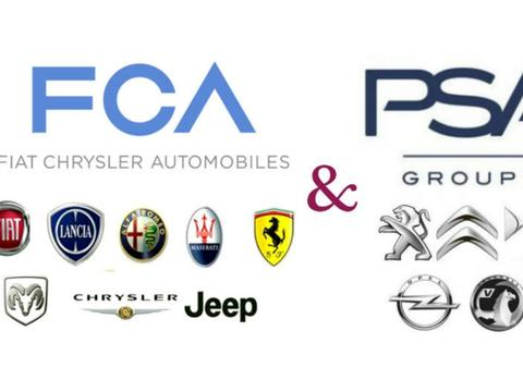 PSA-FCA将保留旗下13个品牌