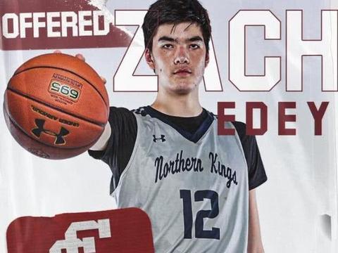 据知名媒体透露,一位17岁的加拿大籍球员,表态愿意归化中国男篮
